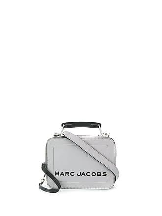 Marc Jacobs The Mini Box Bag - Grey