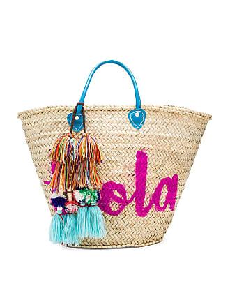 Misa Marrakech Hola Bag in Beige
