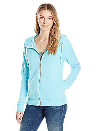 0729b8ce9c1 Champion Womens French Terry Full-Zip Jacket, Turquoise Waters Heather, L