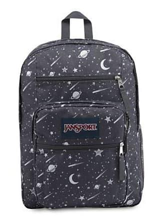 Jansport Big Student Backpacks - Grey Mystic Cosmos