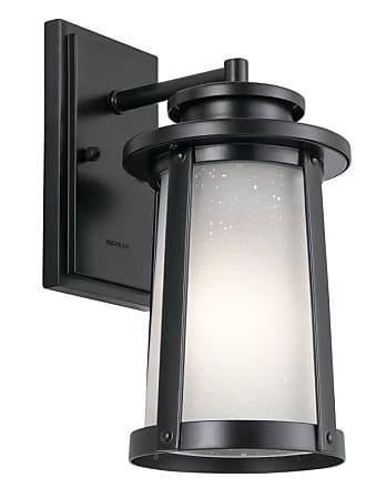 Kichler 49917 Harbor Bay Single Light 12-1/4 Tall Outdoor Wall Sconce