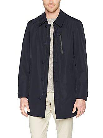 Herren mantel hellblau
