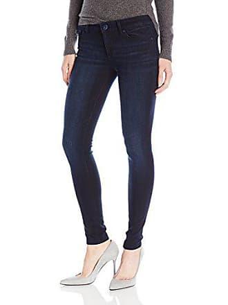 DL1961 Womens Emma Power Legging Jeans, Token, 32