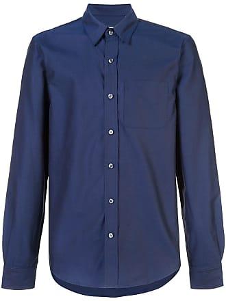 Odin Camisa Oxford - Azul