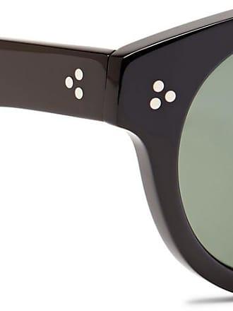 80195f5740b2 Moscot Grunya Round-frame Acetate Sunglasses - Black