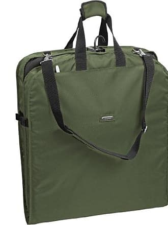WALLYBAGS WallyBags Luggage 42 Shoulder Strap Garment Bag, Olive