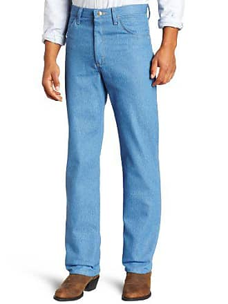 Wrangler Mens Rugged Wear Stretch Jean,Light Blue,42x30