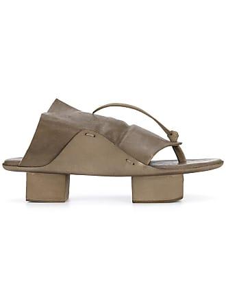 Uma Wang Opanca sandals - Brown