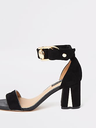 4caa596b07a83 River Island® Heeled Sandals: Must-Haves on Sale at £35.00+   Stylight