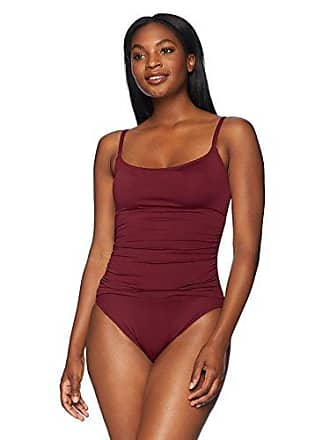 5d61cd6fb1a Delivery: free. La Blanca Womens Island Goddess One Piece Swimsuit,  Mahogany, 16