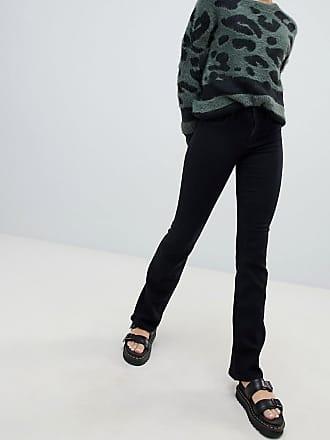 Only flare jean in black - Black
