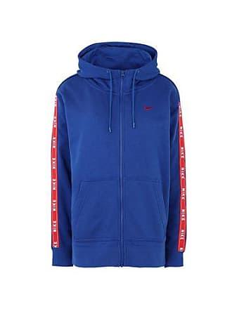 Nike W NSW HOODIE FZ LOGO TAPE - TOPWEAR - Sweatshirts sur YOOX.COM 7b736f5790