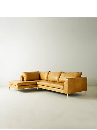 Anthropologie Edlyn Chaise Sectional