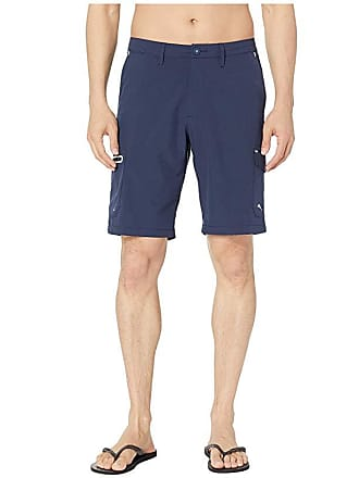 090762509a Tommy Bahama Cayman Isles Cargo Swim Trunk (Ocean Deep) Mens Swimwear