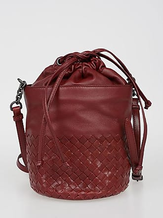 Bottega Veneta Leather Bucket Bag size Unica