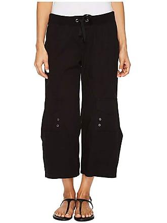 Xcvi Sunday Crop Pant (Black) Womens Casual Pants
