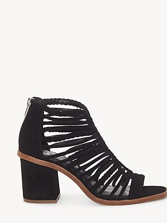 Vince Camuto Womens Kestal In Color: Black Shoes Size 5.5 True Suede From Sole Society