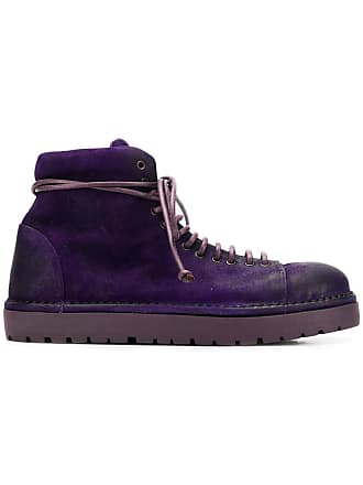 Marsèll lace-up ankle boots - Purple