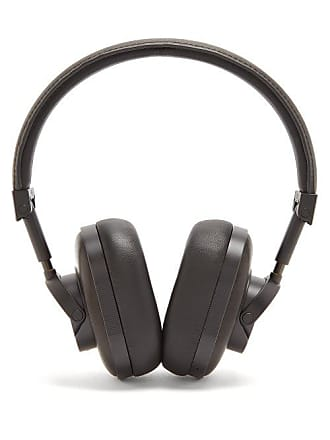 Master & Dynamic X 0.95 Mw60 Leather On Ear Wireless Headphones - Mens - Black