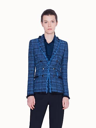 Akris Blazer jacket in tweed