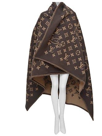 d1c6508fd1a6a Louis Vuitton X Grace Coddington Catogram Classic Large Blanket New
