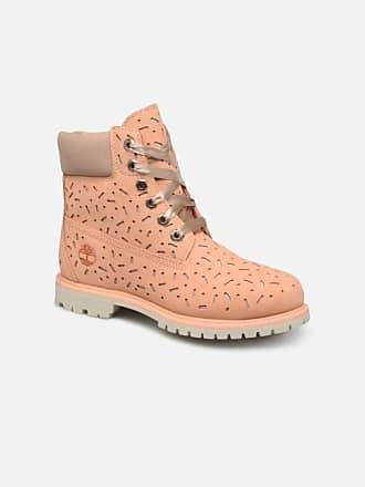 9bef7b97bc Timberland 6in Premium Boot w/Perf - Stiefeletten & Boots für Damen / orange