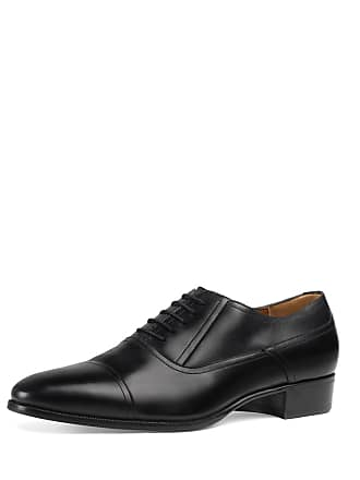 863908726be Gucci Mens Leather Lace-Up Shoes