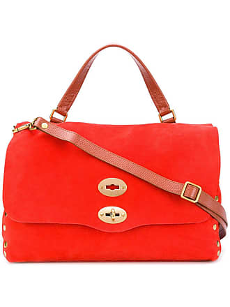 Zanellato Pompeia shoulder bag - Red