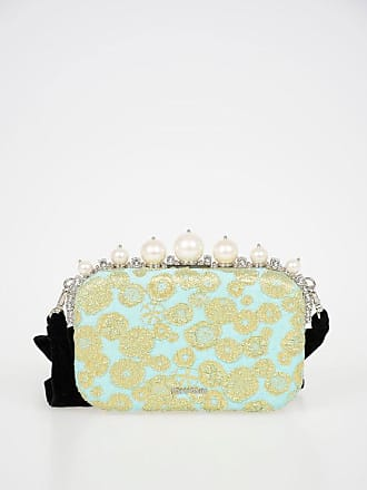 Miu Miu Broccato and Strass Pochette size Unica