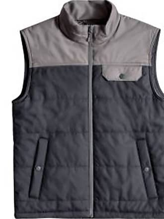 United By Blue Mens Bison Puffer Insulated Vest