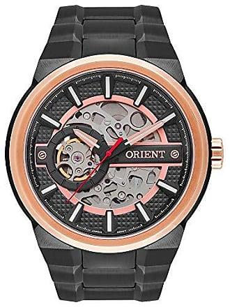 Orient Relógio Orient Automático Masculino NH7YR001 G1GX Esqueleto