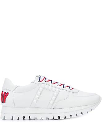 Kennel & Schmenger studded low-top sneakers - Branco