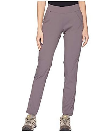 Columbia Womens Anytime Casual Pull On Pant, Pulse, X-Small x Regular
