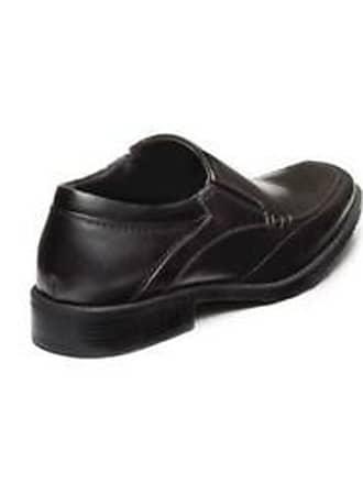 7853fb5c048 Kenneth Cole Reaction Mens Slick Deal Slip-On Shoes - Black - Size 8