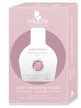 Miqura Pflege Golden Silk Collection Modeling Mask Pink 1 Stk
