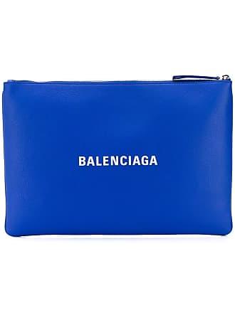 Balenciaga Clutch Everyday - Azul