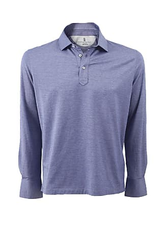 Brunello Cucinelli Long Sleeve Polo
