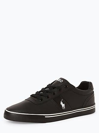 0bd1dd4d034861 Polo Ralph Lauren Herren Sneaker mit Leder-Anteil schwarz