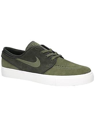 online store 32660 76e14 Nike Zoom Stefan Janoski Skate Shoes sequoia   medium olive   summ