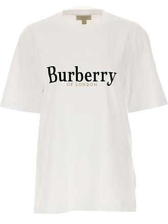 T-Shirts Burberry pour Femmes - Soldes   jusqu  à −50%   Stylight 92f3589571e