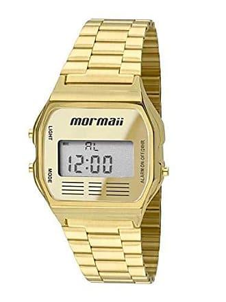 Mormaii Relógio Feminino Mormaii MOJH02AB/4D Dourado