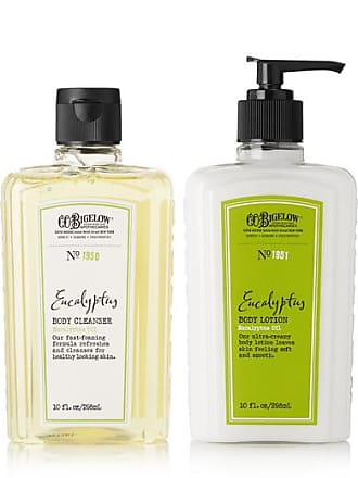 C.O. Bigelow Eucalyptus Body Lotion And Cleanser Set - Colorless