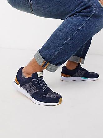 Toms Arroyo - Marineblaue Sneaker aus Wildleder-Navy