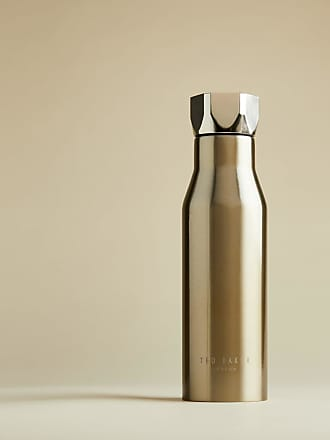Ted Baker Metal Water Bottle in Gold LUCIEEE, Home