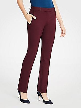 ANN TAYLOR The Straight Pant - Curvy Fit
