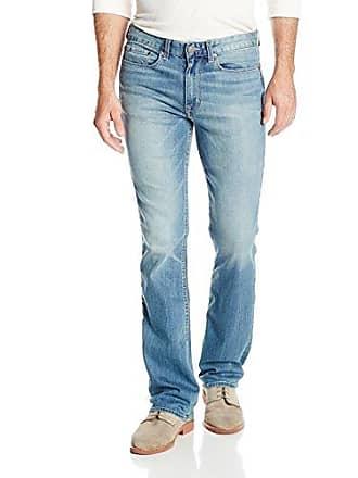 Calvin Klein Mens Modern Boot Cut Jean, Silver Bullet, 31x32