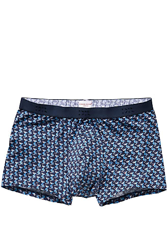 df3038d65e896 Derek Rose Herren Boxershorts Hipster by Pelican blau 5 M