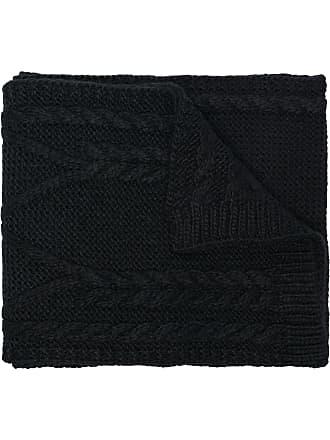 Moncler Cachecol de tricô - Preto