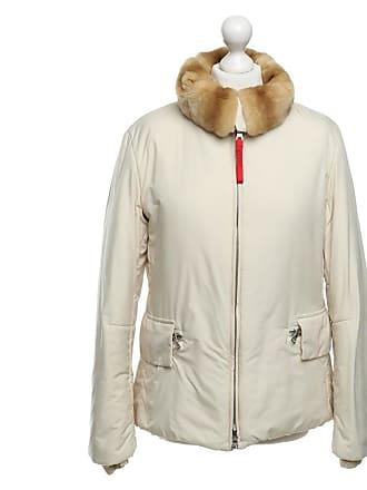 30241ea10fa0b Prada gebraucht - Jacke in Beige - DE 40 - Damen - Polyester