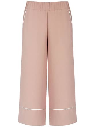 OLYMPIAH wide leg cropped trousers - 131
